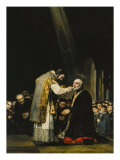 The Last Communion of Saint Joseph Calasanz