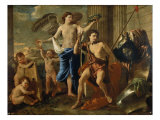Triumph of David