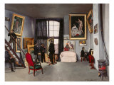 The Artist&#39;s Studio