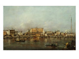 The Doge's Palace and Saint Mark's Basin