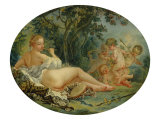 Bacchante and Cupids
