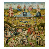 Triptych of the Garden of Earthly Delights  Central Panel