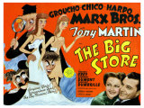 Big Store  UK Movie Poster  1941