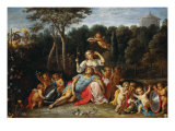 Armida&#39;s Garden