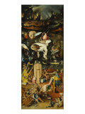 Triptych of the Garden of Earthly Delights  Right-Hand Panel with Hell
