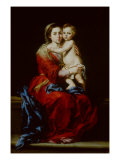 Madonna and Child or Virgin of the Rosary