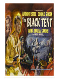 The Black Tent  UK Movie Poster  1956