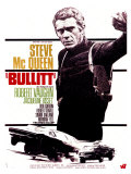 Bullitt  French Movie Poster  1968