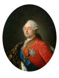 Portrait of King Louis XVI  1786