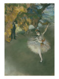 Scene of Dance or l&#39;etoile