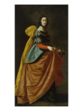 Saint Casilda or Saint Isabel of Portugal