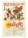 Oliver  Spanish Movie Poster  1969