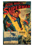 Atom Man Vs Superman  1948