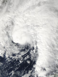 Tropical Storm Ida in the Gulf of Mexico