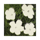 Flowers  c1964 (White)