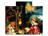 Isenheim Altar: Allegory of the Nativity
