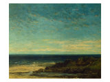 Seascape at Maguelonne