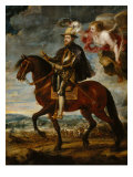 Equestrian Portrait of Philip II