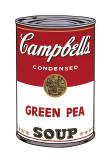 Campbell&#39;s Soup I: Green Pea  c1968
