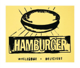 Hamburger  c1985-86