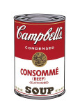 Campbell&#39;s Soup I: Consomme  c1968
