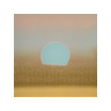 Sunset  c1972 (gold  blue)