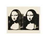 Double Mona Lisa  c1963