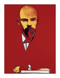 Red Lenin  c1987