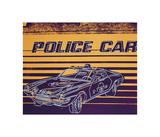 Police Car  c1983