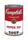 Campbell's Soup I: Pepper Pot  c1968