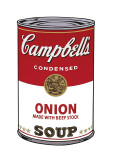 Campbell's Soup I: Onion  c1968