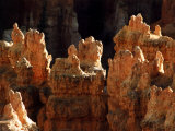 Rock Formations  Bryce Canyon National Park  Utah  USA