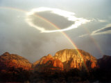 Thunder Mountain  Sedona  Arizona  USA