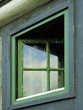 Fenêtre ouverte Papier Photo par Diane Miller