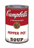 Campbell's Soup I: Pepper Pot  c1968