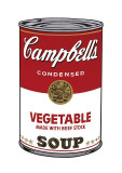 Campbell&#39;s Soup I: Vegetable  c1968