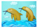 Banana Dolphins