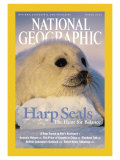 Cover of the March  2004 Issue of National Geographic Magazine
