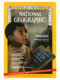 Cover of the October  1970 Issue of National Geographic Magazine
