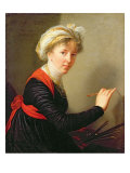 Self Portrait  1800