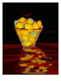 Coupe de citrons Giclée par Rich LaPenna