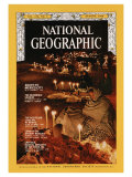 Cover of the August  1968 Issue of National Geographic Magazine