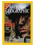 Cover of the July  2003 Issue of National Geographic Magazine