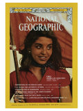 Cover of the October  1973 Issue of National Geographic Magazine