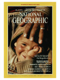 Cover of the November  1987 National Geographic Magazine