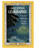 Cover of the April  1964 Issue of National Geographic Magazine