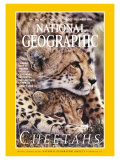 Cover of the December  1999 Issue of National Geographic Magazine