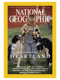 Cover of the May  2004 Issue of National Geographic Magazine