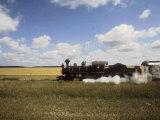 Steam Locomotive No3 of Prairie Dog Central Railway Was Built in 1882