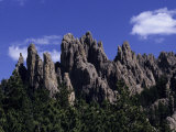 Rugged Peaks of 'The Needles'